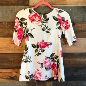 Crazy 8 | Rose Dress